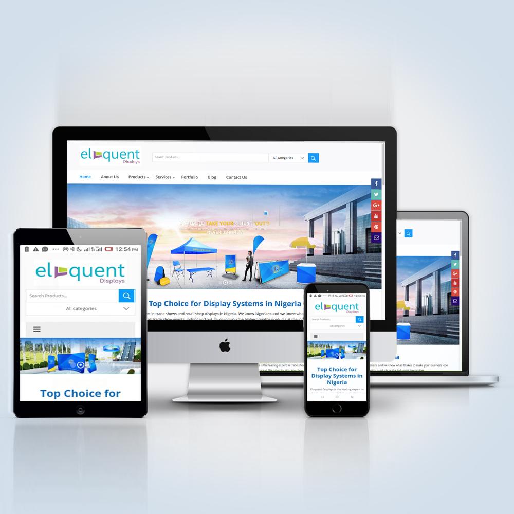 Enjoy a Responsive Mobile-Friendly Web Design